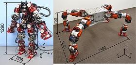 極限作業ロボット